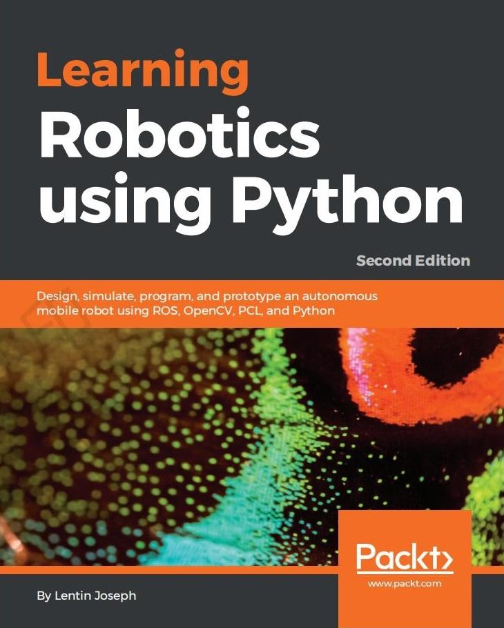 Learning Robotics using Python Second Edition封面