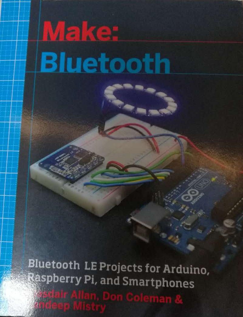 Make: Bluetooth封面