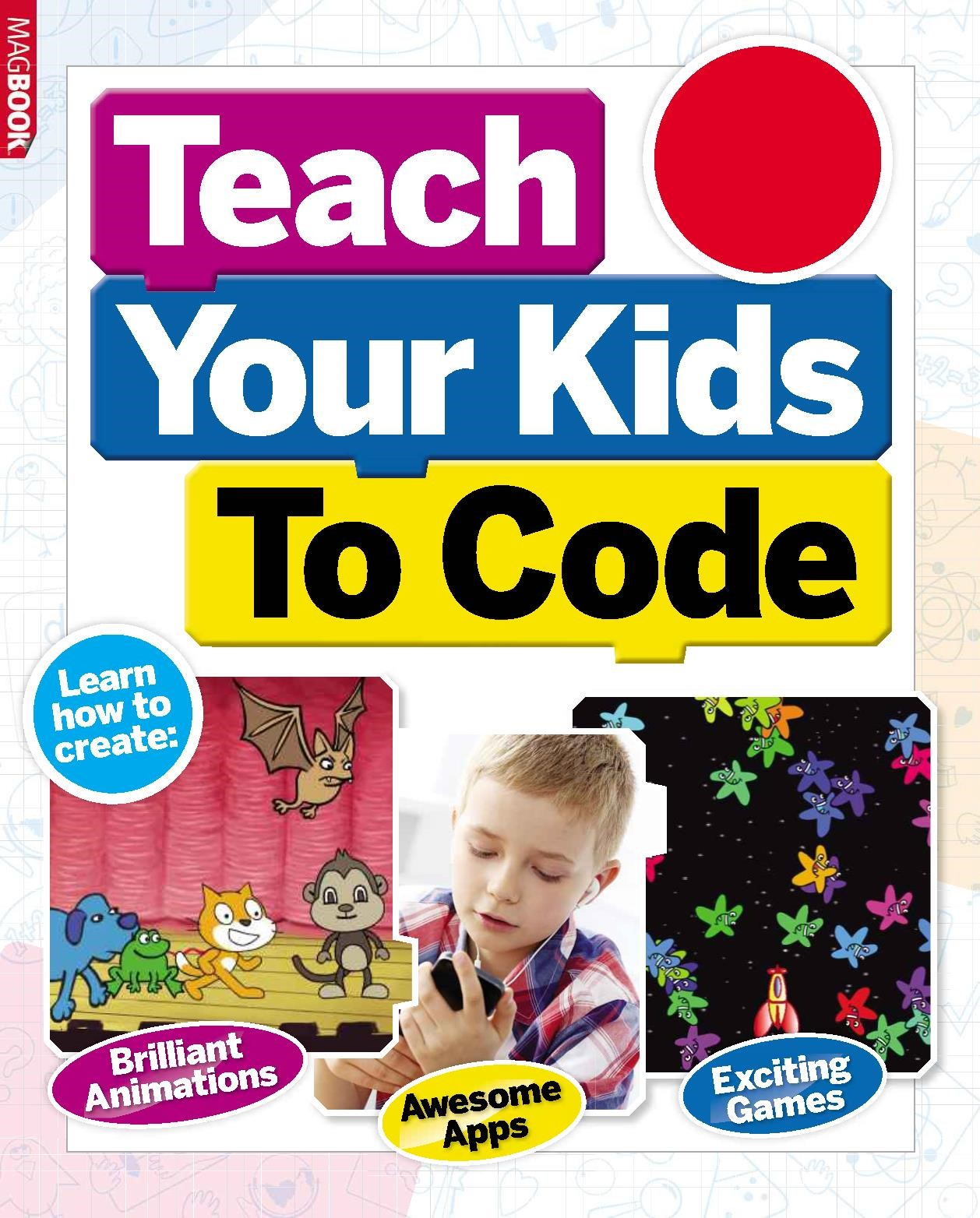 Teach Your Kids To Code封面